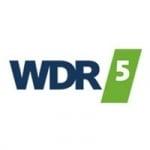 Logo da emissora WDR 5 88.8 FM