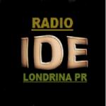 Logo da emissora Rádio Ide Londrina