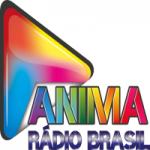 Logo da emissora Anima Rádio Brasil