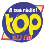 Logo da emissora Rádio Top 92.7 FM