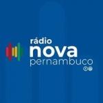 Logo da emissora Rádio Nova Pernambuco