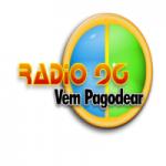 Logo da emissora Rádio 96