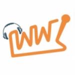 Logo da emissora Wueste Welle Tuebingen 96.6 FM