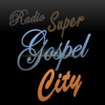 Logo da emissora Rádio Super Gospel City