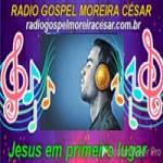 Logo da emissora Rádio Gospel Moreira César