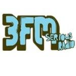 Logo da emissora 3 FM 96.8