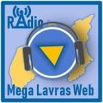 Logo da emissora Rádio Mega Lavras Web