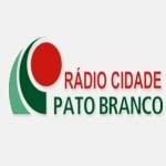 Logo da emissora Rádio Cidade 1360 AM