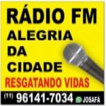 Logo da emissora Rádio FM Alegria Da Cidade