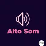 Logo da emissora Rádio Alto Som