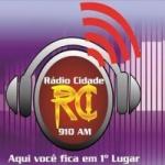 Logo da emissora Rádio Cidade Jaraguá 910 AM