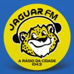 Logo da emissora Rádio Jaguar  FM