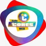 Logo da emissora Rádio Cores Web