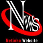 Logo da emissora Rádio Netinho Web Site