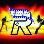 Logo da emissora Rádio Rock & Cinema