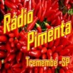 Logo da emissora Rádio Pimenta