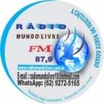 Logo da emissora Rádio Mundo Livre