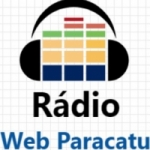 Logo da emissora Rádio Web Paracatu