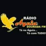 Logo da emissora Rádio Águia Dourada FM