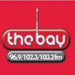 Logo da emissora Radio The Bay 96.9 FM