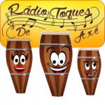 Logo da emissora Rádio Toques De Axé