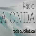 Logo da emissora Rádio A Onda