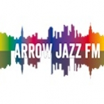 Logo da emissora Arrow Jazz 89.7 FM