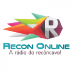 Logo da emissora Rádio Recon Online