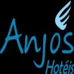 Logo da emissora Rádio Anjos Hotéis