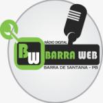 Logo da emissora Barra Web Rádio Digital