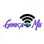 Logo da emissora Rádio Geração MIx