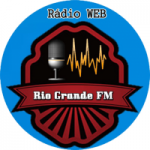 Logo da emissora Rádio Web Rio Grande FM