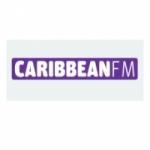 Logo da emissora Caribbean FM 107.9