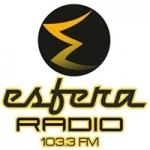 Logo da emissora Radio Esfera 103.3 FM