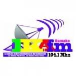 Logo da emissora Radio Ika 104.1 FM
