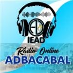 Logo da emissora Rádio AD Bacabal
