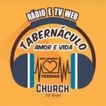 Logo da emissora Rádio e TV Web Tabernáculo Amor e Vida