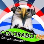 Logo da emissora Colorado FM