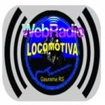 Logo da emissora Rádio Locomotiva