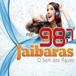 Logo da emissora Rádio Jaibaras FM