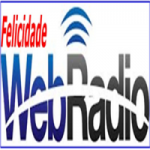 Logo da emissora Felicidade Web Rádio