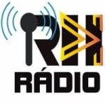 Logo da emissora Rádio H