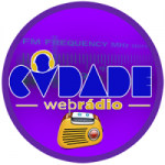Logo da emissora Cidade Web Rádio