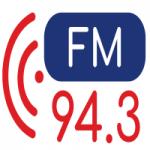 Logo da emissora Rádio do Povo 94.3 FM
