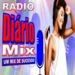 Logo da emissora Rádio Diário Mix