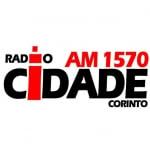 Logo da emissora Rádio Cidade 1570 AM