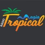 Logo da emissora Rádio Magia Tropical