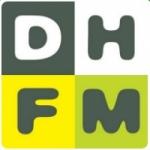 Logo da emissora Den Haag 106.8 FM