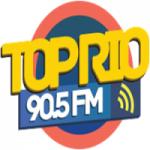 Logo da emissora Rádio Top Rio 90.5 FM