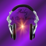 Logo da emissora Web Rádio Reluz a Música Espírita
